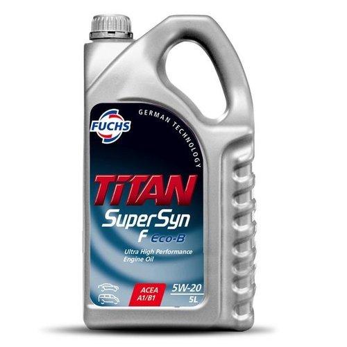 Fuchs  Motorolie Titan Supersyn F Eco-B 5W-20 5 liter