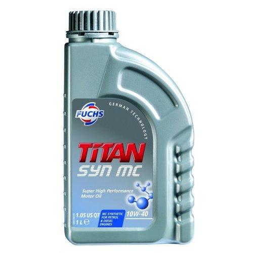 Fuchs  Motorolie Titan Syn MC SAE 10W-40 1 ltr.