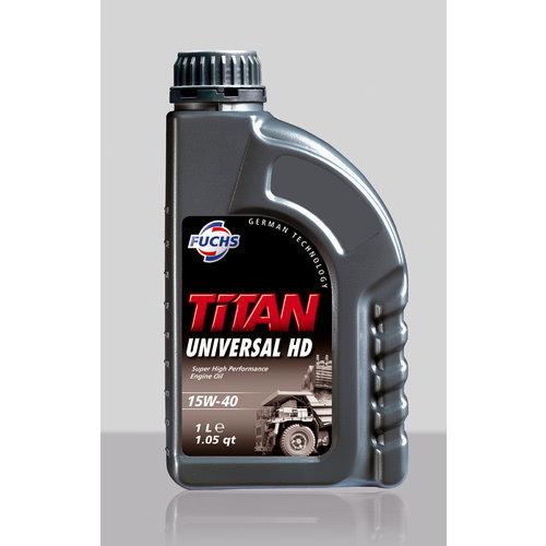 Fuchs  Motorolie Titan Universal HD 15W-40 5 ltr.