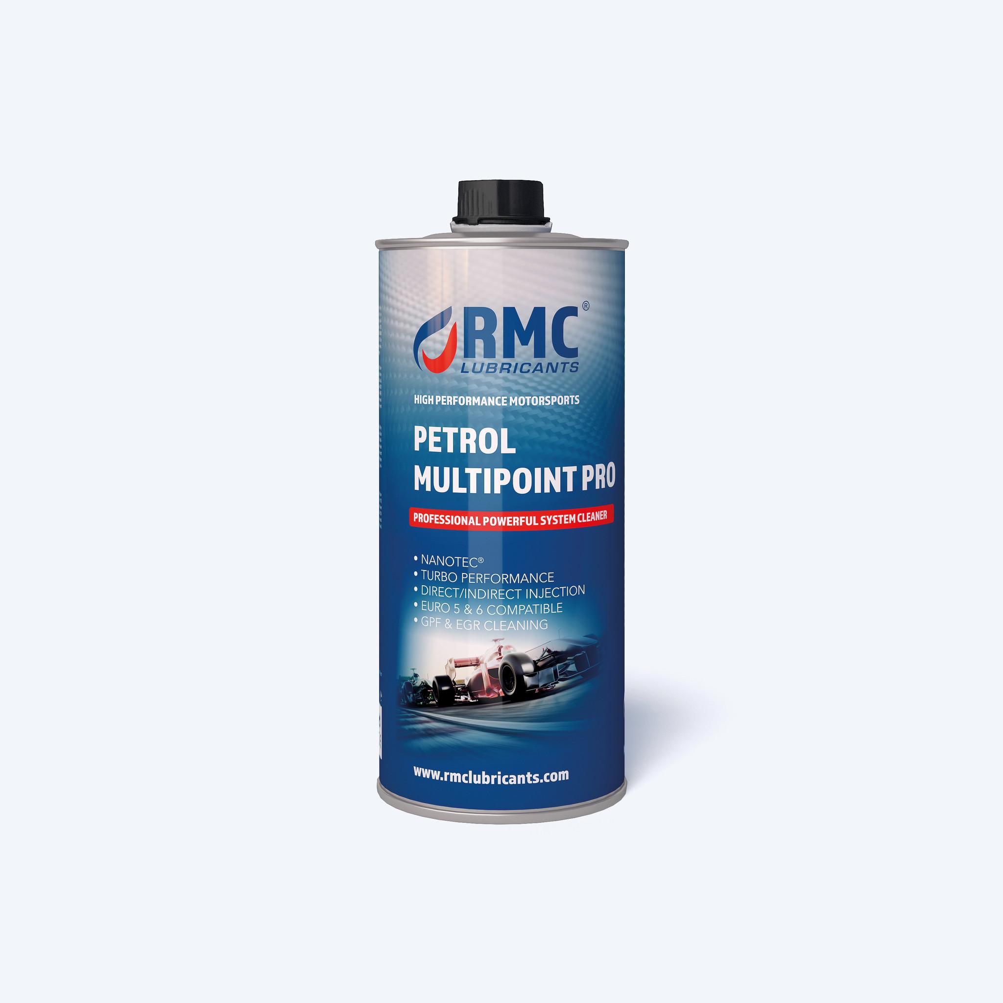 RMC Benzine Additieven