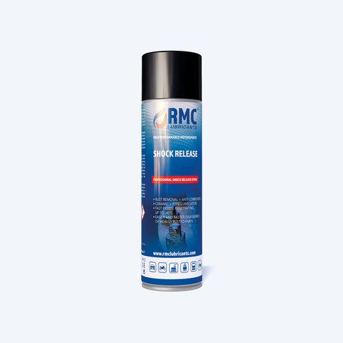 Shock Release Spray -  Hoogwaardige Penetratieolie met Koudschok
