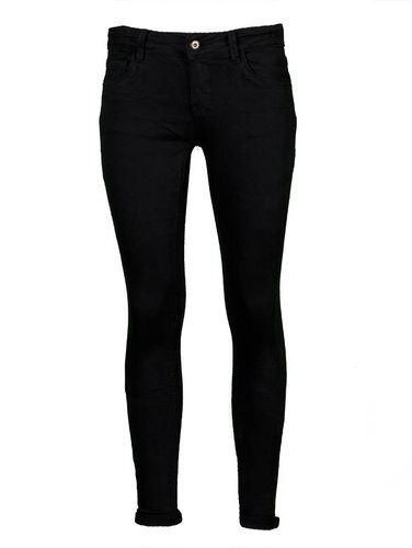 Queen Hearts Black skinny jeans van Queen Hearts
