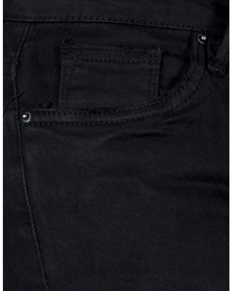 Black skinny jeans Queen hearts