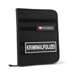 Einsatzmappe Kriminalpolizei