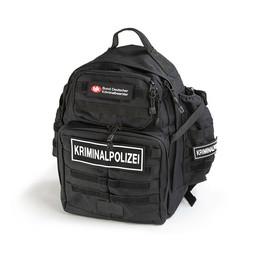 Einsatzrucksack Kriminalpolizei
