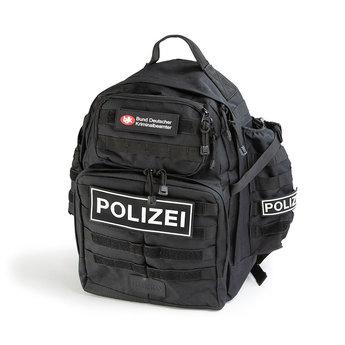 Einsatzrucksack Polizei