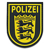 Rubberpatch Länderwappen Baden-Württemberg