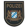 Rubberpatch Länderwappen Bayern