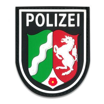 Rubberpatch Länderwappen Nordrhein-Westfalen
