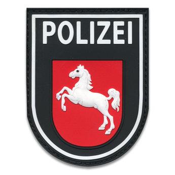 Rubberpatch Länderwappen Niedersachsen
