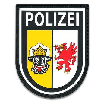 Rubberpatch Länderwappen Mecklenburg-Vorpommern