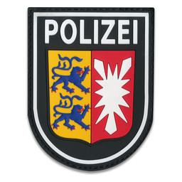 Rubberpatch Länderwappen Schleswig-Holstein