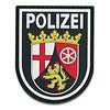 Rubberpatch Länderwappen Rheinland-Pfalz
