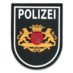 Rubberpatch Länderwappen Bremen