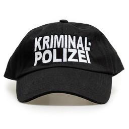 Basecap Kriminalpolizei