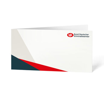 Universal Klappkarte - In Kürze verfügbar