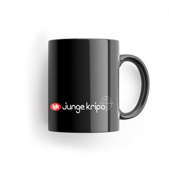 Kaffeetasse Junge Kripo