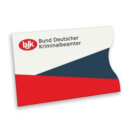 RFID Kartenschutzhülle - in Kürze verfügbar
