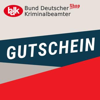 25 € Online-Gutschein BDK-Shop (E-Mail Versand/Download)