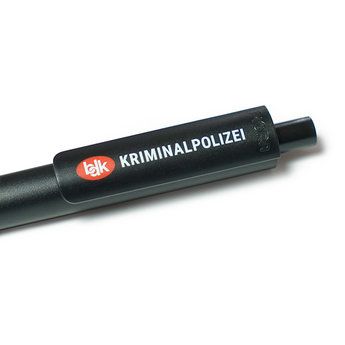 Premec Kugelschreiber PIGRA schwarz