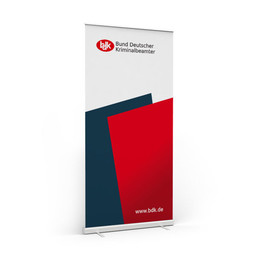 Roll-up Banner Premium 100 x 200 cm