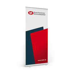 Roll-up Banner Premium 85 x 200 cm