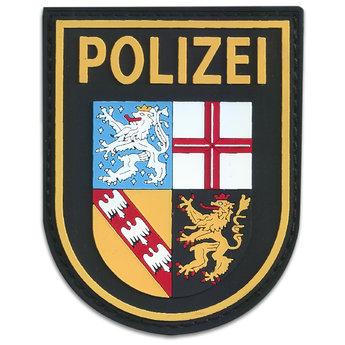Rubberpatch Länderwappen Saarland