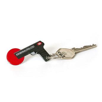 Schlüsselanhänger und Key-Refinder Pistole