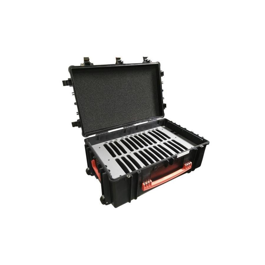 iNsyncC12 lagern, aufladen & synchronisieren bis zum 24 9-11 Zoll Tablet-PCs.-1