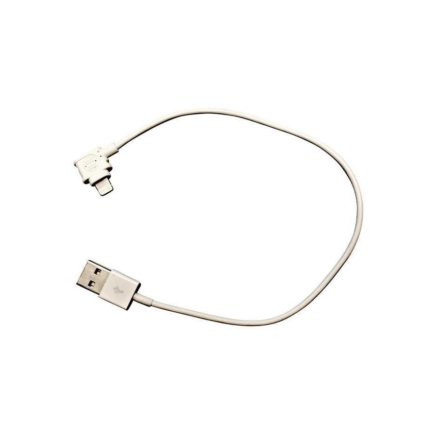 Parotec Lightning an USB-Kabel Abgewinkelter Apple-2