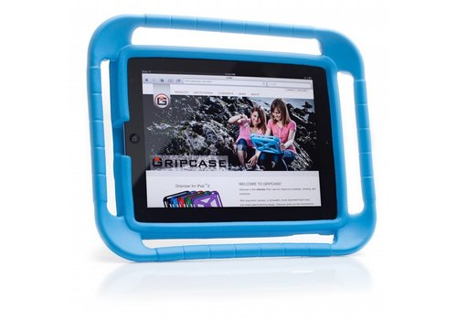 "Parotec-IT Gripcase iPad 5-iPad Air iPad Air 2 iPad Pro 9.7"" blau"