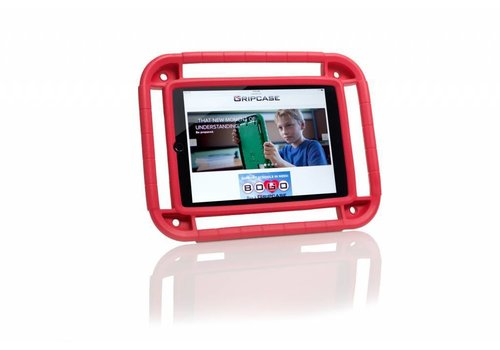 "Parotec-IT Gripcase iPad 5-iPad Air iPad Air 2 iPad Pro 9.7"" rot"
