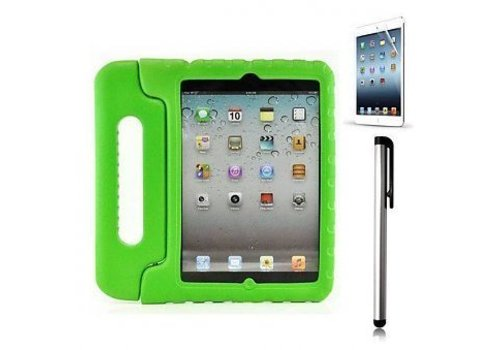 KidsCover Huelle KidsCover fuer iPad im Klassenzimmer grun