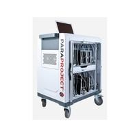 thumb-32 Geräte PARAPROJECT Lagertrolley mit Aufladung und Synchronisier Funktion, Kapazität 32 iPads und Tablets-1