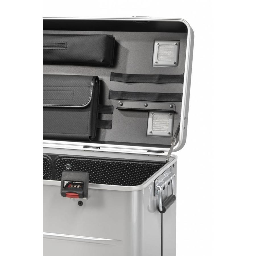 i20 Mobile Ladekoffer für 20 iPads, mit Fächern schwarz-7