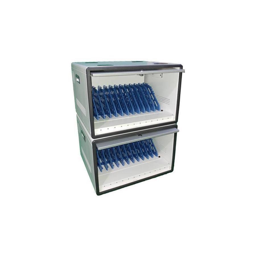 D12 MultiCharger modularer Aufbewahrungs-, Lade- und Synchronisationsschrank für 12 iPads oder andere Tablets-1