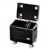 """thumb-Mobiele Koffer schwarz für 10 x 15,6"""" Chromebooks-1"""