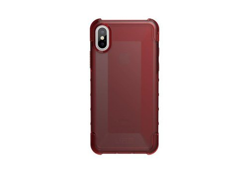 UAG Handyhuelle Plyo fuer iPhone X Plyo crimson rot