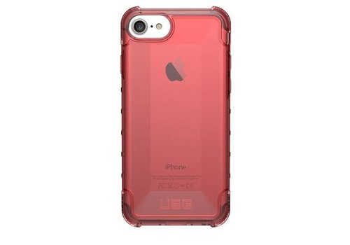 UAG Handyhuelle Plyo fuer iPhone 8/7/6S Plyo crimson rot