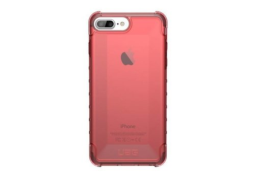 UAG Handyhuelle Plyo fuer iPhone 8/7/6S plus Plyo crimson rot