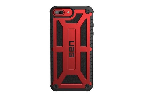UAG Handyhuelle Monarch fuer iPhone 8/7/6S plus rot