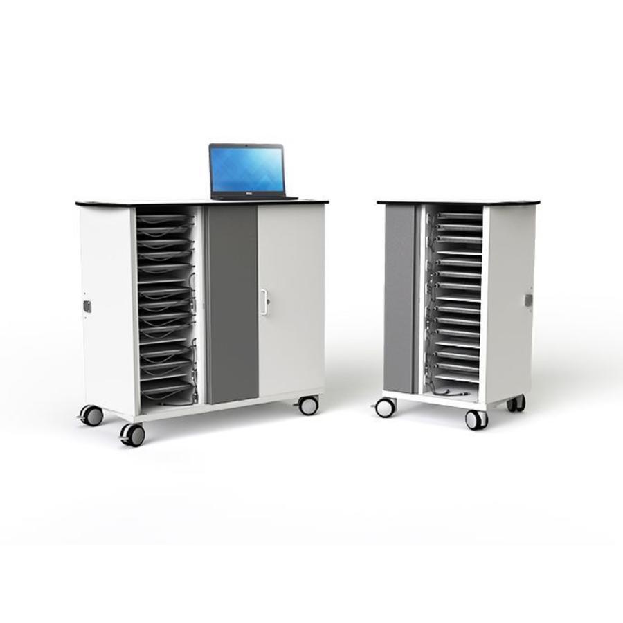 Zioxi Chromebook / Laptop / Tablet-Ladewagen für 16 Geräte-4