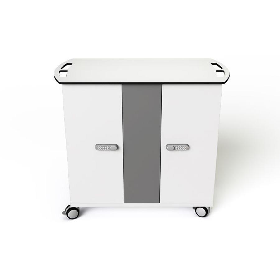 Zioxi Chromebook / Laptop / Tablet-Ladewagen 16 Geräte-7