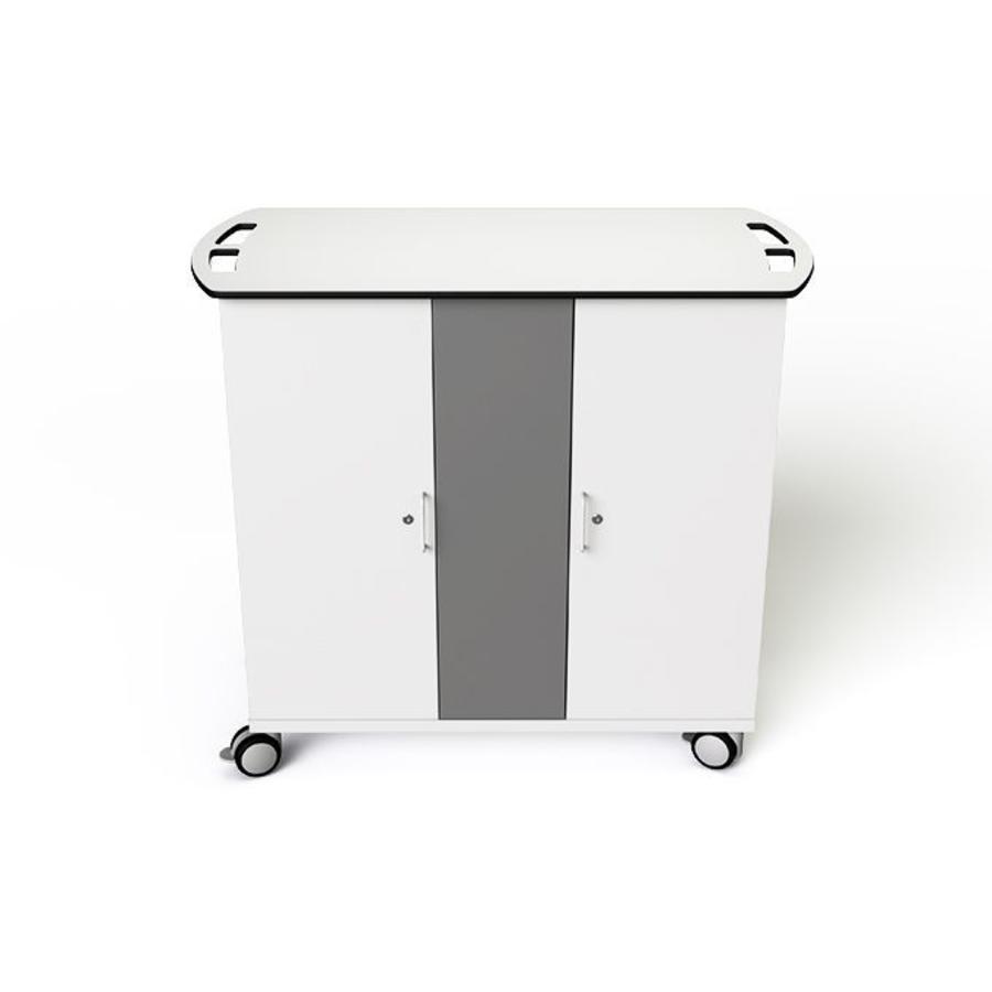 Zioxi Chromebook / Laptop / Tablet-Ladewagen für 16 Geräte-9