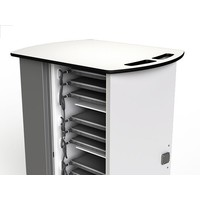 thumb-Mobile Ladeschrank für bis zu 20 Macbooks/ Chromebooks / Laptops / Tablets mit ein maximale Bildschirmabmessung bis 14 Zoll-6