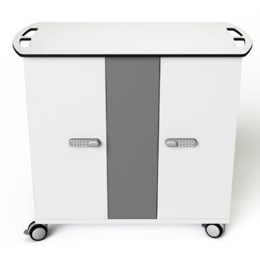 """Ladewagen 32 Chromebooks und Laptops bis 14""""; HP & Acer 14"""" Chromebooks, MacBook Air 13"""".-2"""