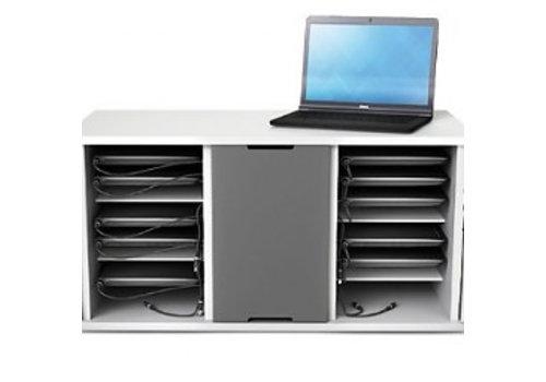 """Zioxi Ladeschrank für 16 Chromebooks, Macbooks, Laptops und Tablets bis 14"""""""