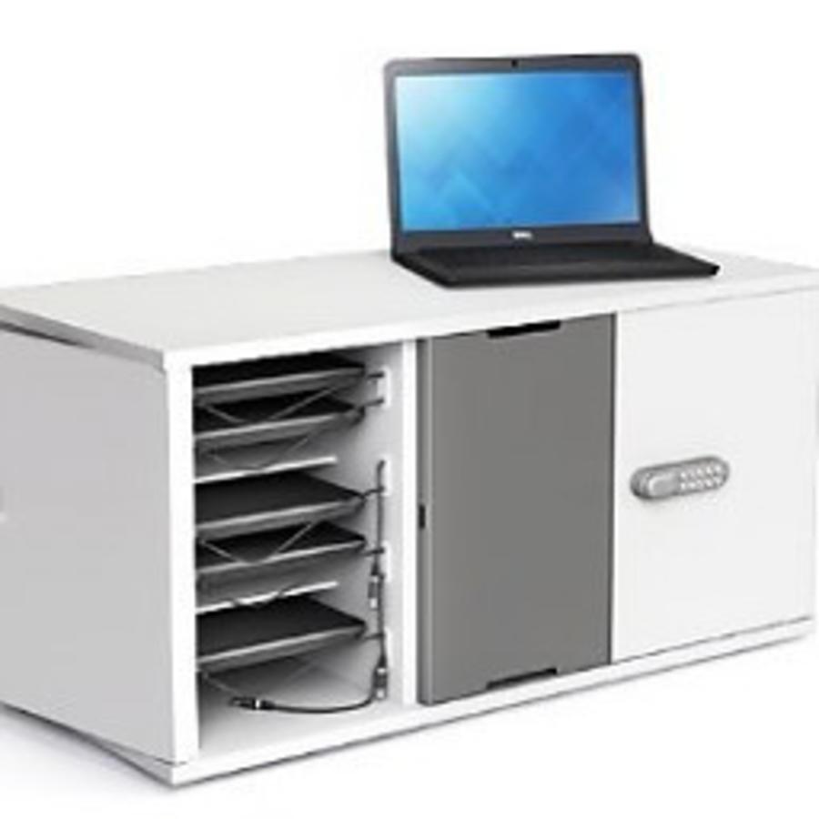 Ladeschrank voor 16 (8 + 8) Chromebooks bis 14 Zoll-2