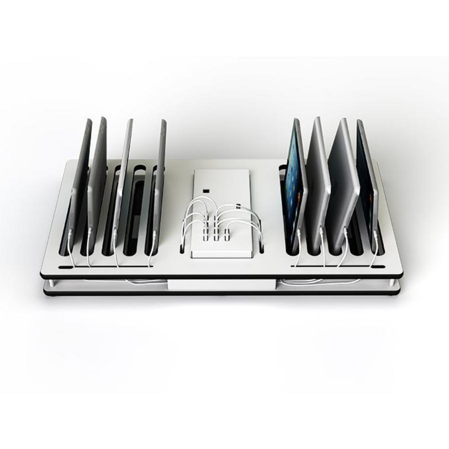 Lade und synchronisierender Desktop 16 Smartphones, iPods-2