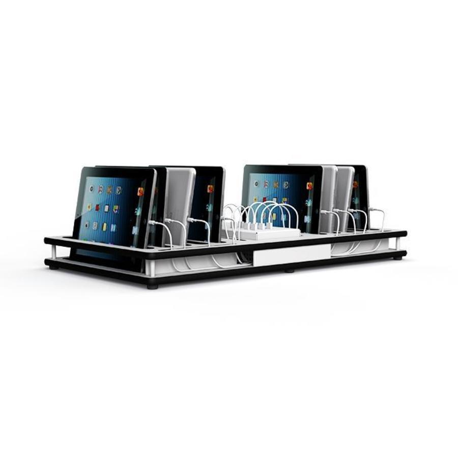 Lade und synchronisierender Desktop 16 Smartphones, iPods-3